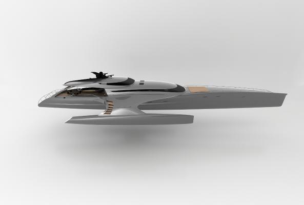 現代風格飛機
