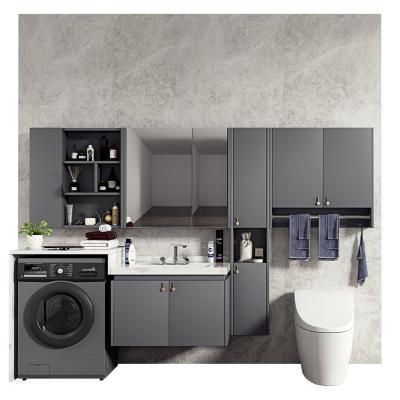 現代衛生間洗手臺柜