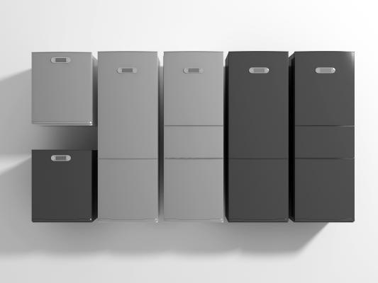 現代冰箱組合