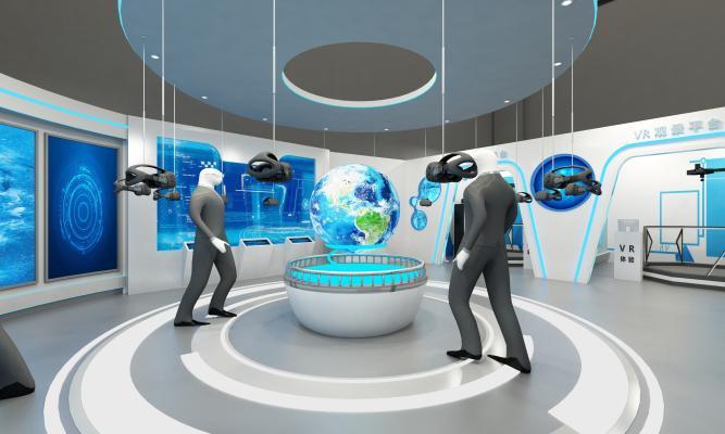 现代科技馆 VR展厅