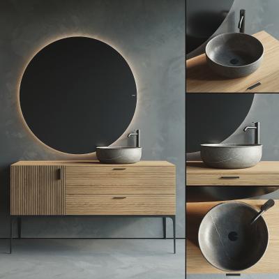 现代洗手台盆 卫浴