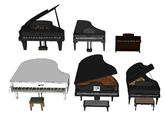 现代钢琴合集