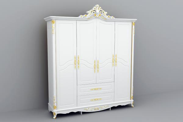 新古典衣柜