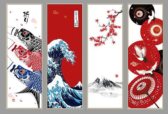 日式装饰画