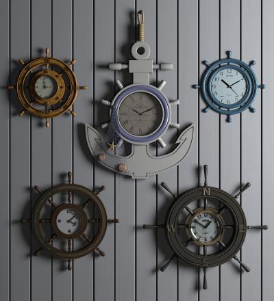 地中海挂钟