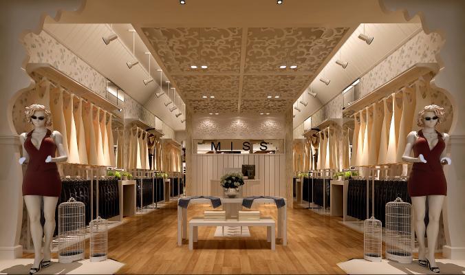 新古典服装店