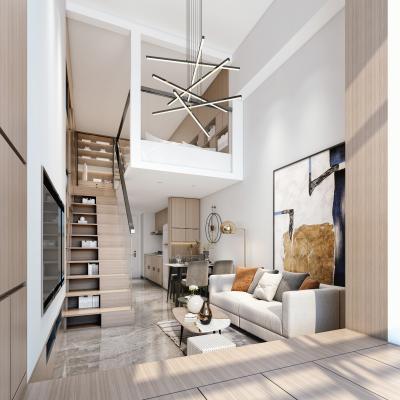 现代LOFT公寓