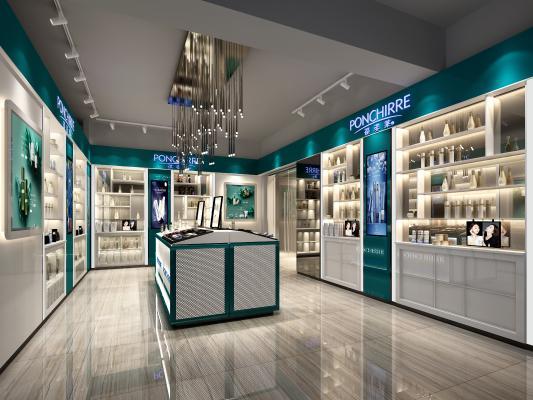 現代化妝品專賣店