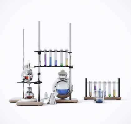 现代实验室器皿器材