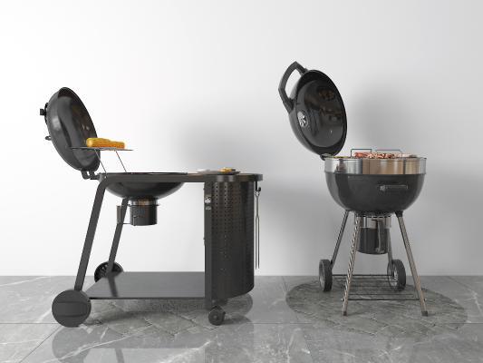 现代厨房用品 烧烤架