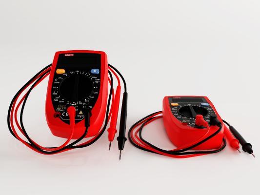 现代万用表 电流表