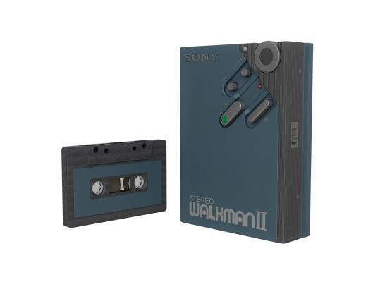 现代索尼收音机 录音机
