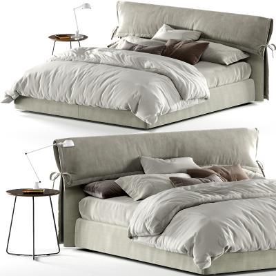 Ditre现代双人床
