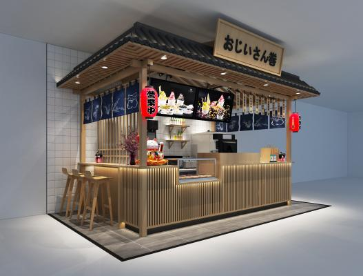 日式甜品店