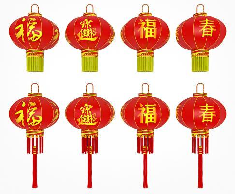 新中式灯笼