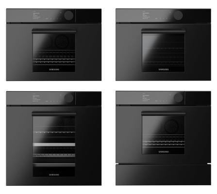 现代烤箱 消毒柜 洗碗机