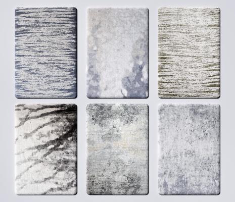 现代布艺地毯 图案地毯 布艺地毯