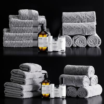 现代毛巾洗涤液卫浴用品