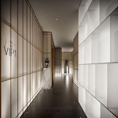现代走廊走道