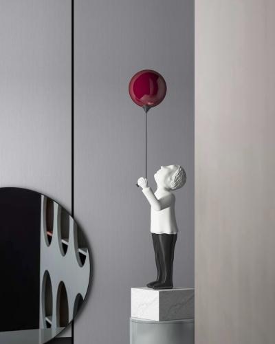 现代风格雕塑 人物雕塑
