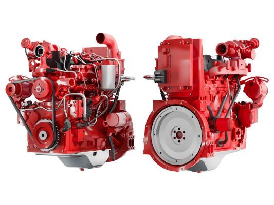 現代汽車發動機引擎
