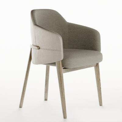 现代意大利 Piaval 休闲餐椅