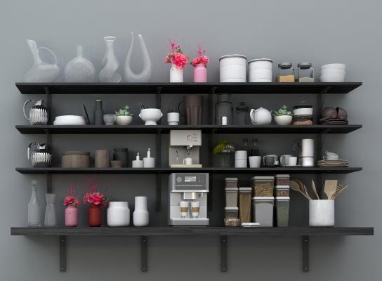 现代厨房用品
