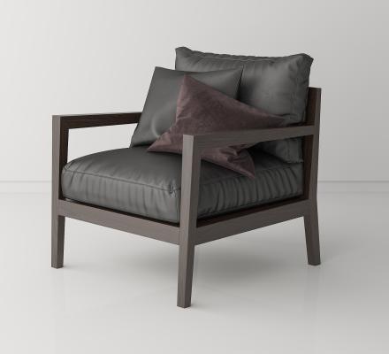 现代休闲椅 沙发椅