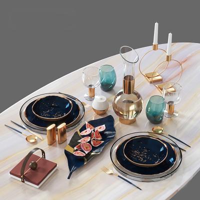 現代餐具组合