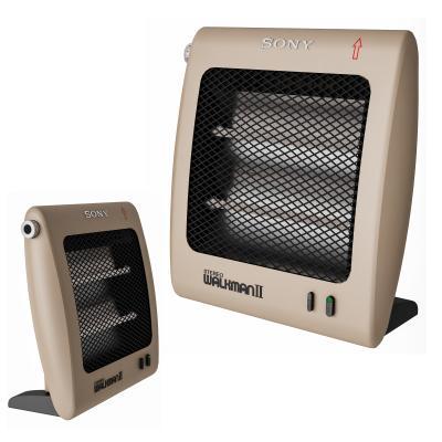 现代电暖炉