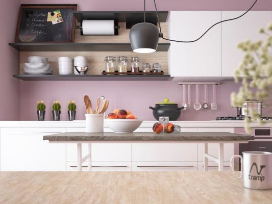 北欧现代厨房