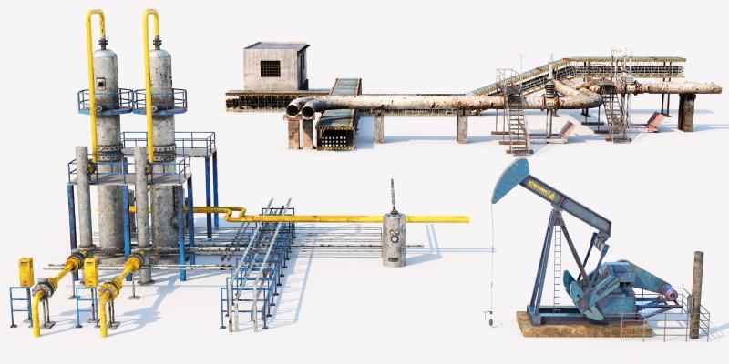 现代工业设备 化工设备