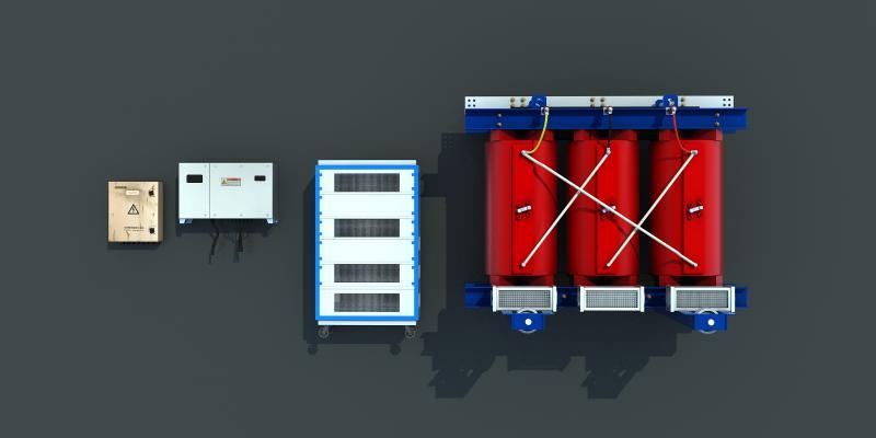 现代电箱设备
