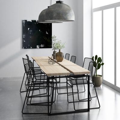 北欧简约桌椅组合