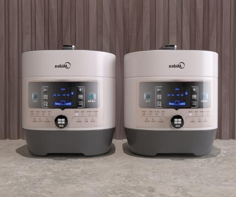 现代风格电器