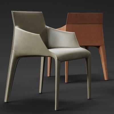 Poliform现代餐椅