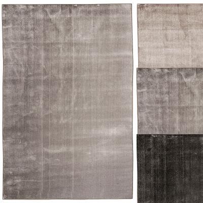 现代布艺地毯 方形地毯 绒布地毯