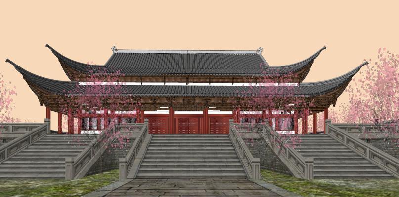 中式鹿苑寺