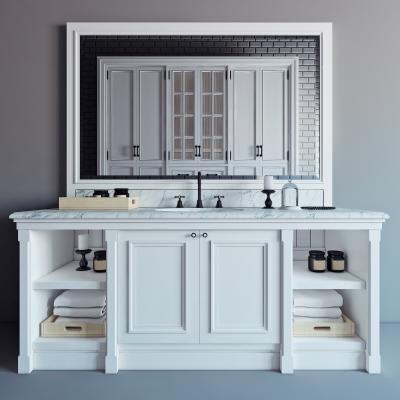 欧式卫浴柜