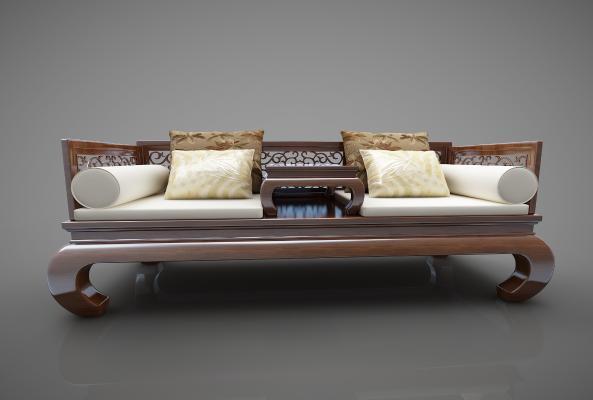 新中式风格罗汉床
