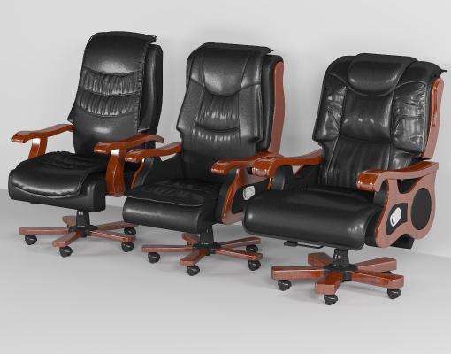 现代办公家具老板椅大班椅办公椅大转椅
