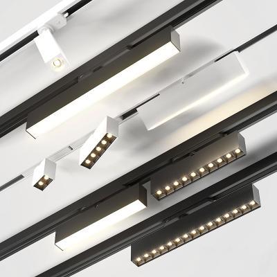 現代軌道射燈 磁吸燈