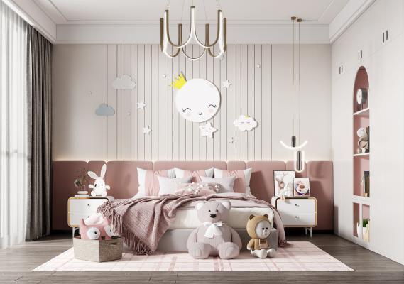 現代兒童房