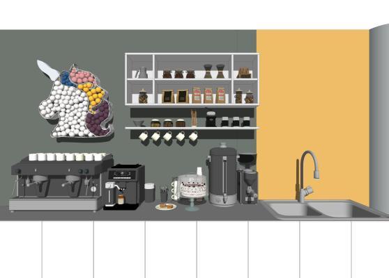 现代厨房用品 厨具 餐具
