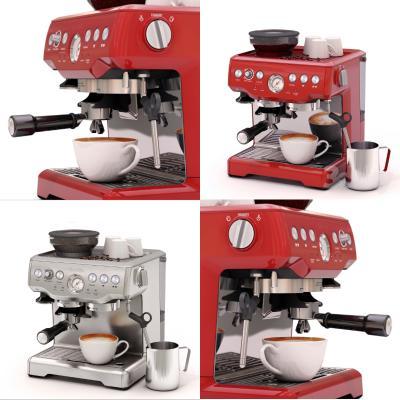 现代厨房电器 咖啡机