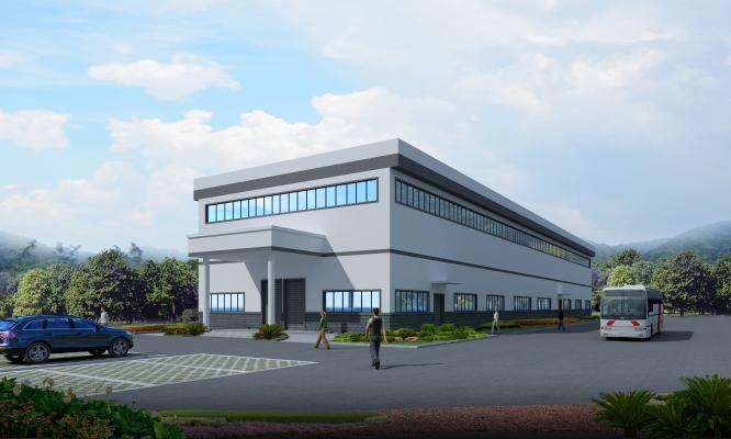 现代厂房仓库 车站配套用房 板房钢结构