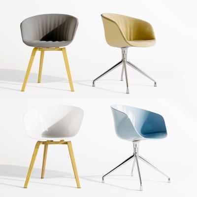 现代简约单椅 转椅