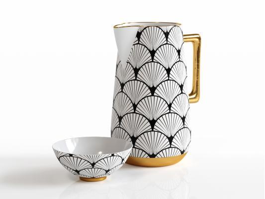 北欧厨具 餐具 碗 茶壶