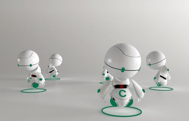 后现代机器人