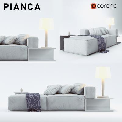 Pianca Insieme sofa